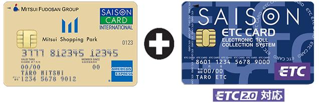 パーク 三井 カード ショッピング